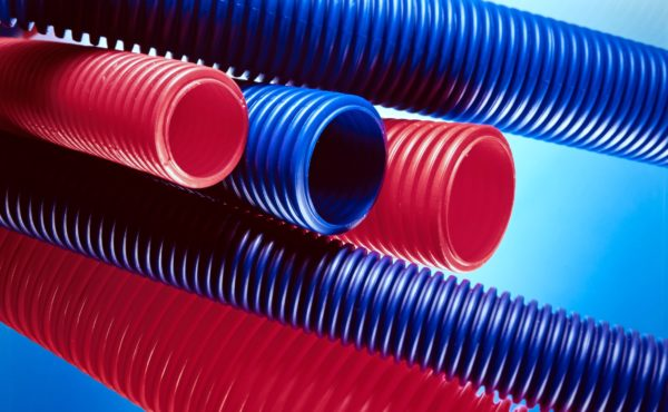 purging compound on pipes tubes and profiles